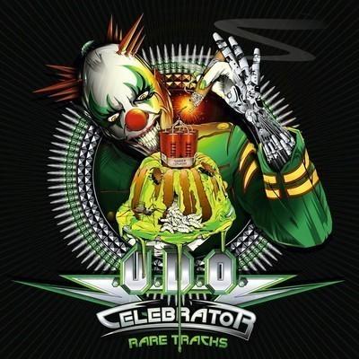 U.D.O. - Celebrator - Rare Tracks (2xCD)