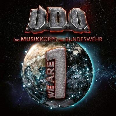 U.D.O. / Musikkorps Der Bundeswehr - We Are One (CD)