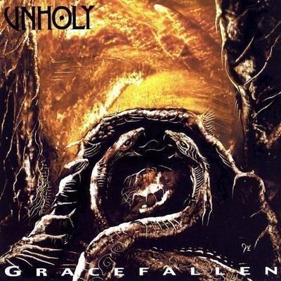 Unholy - Gracefallen (CD)