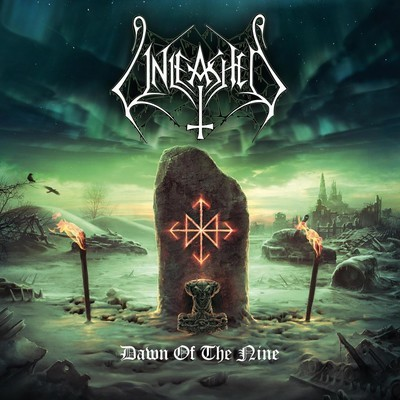 Unleashed - Dawn Of The Nine (CD)