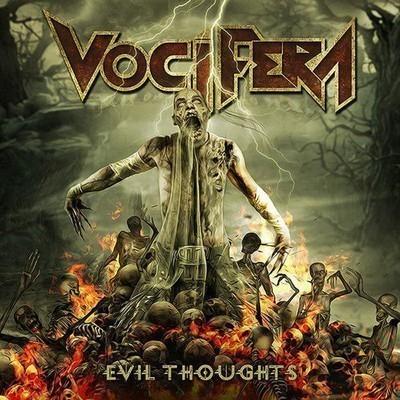 Vocífera - Evil Thoughts (CD)