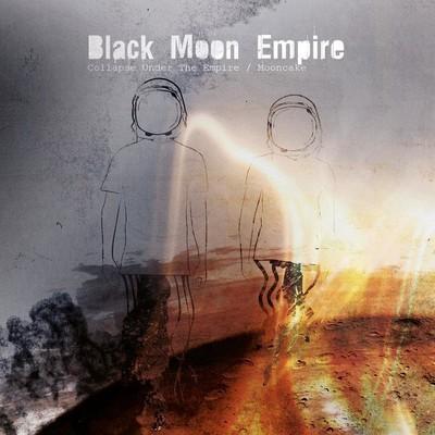 Collapse Under The Empire / Mooncake - Black Moon Empire (CD)