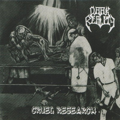 Dark Reality - Cruel Research (CD)