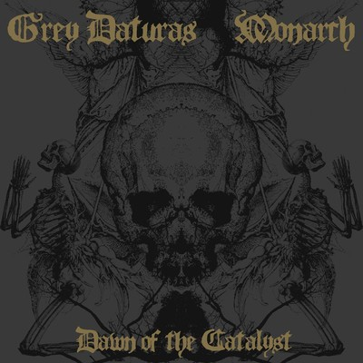 Grey Daturas / Monarch - Dawn Of The Catalyst (CD) Digisleeve