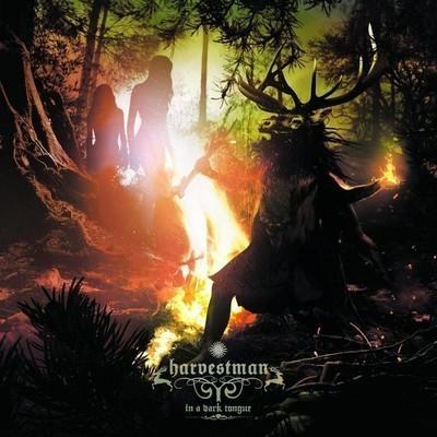 Harvestman - In A Dark Tongue (CD)