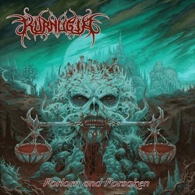Kurnugia - Forlorn And Forsaken (CD)