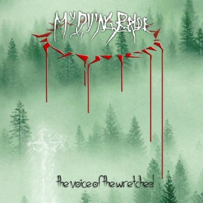 My Dying Bride - The Voice Of The Wretched (CD)