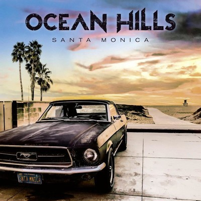 Ocean Hills - Santa Monica (CD)