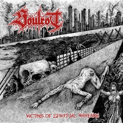 Soulrot - Victims Of Spiritual Warfare (CD)
