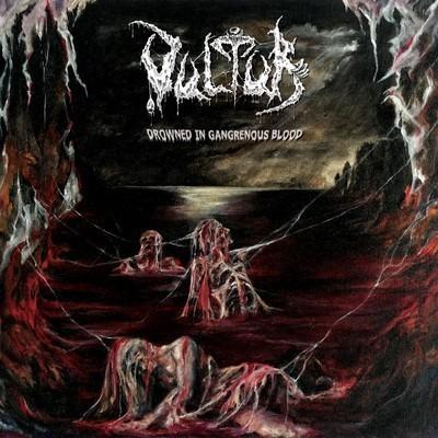 Vultur - Drowned In Gangrenous Blood (CD)