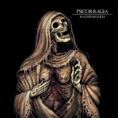Psicorragia - Madremuerte (CD)