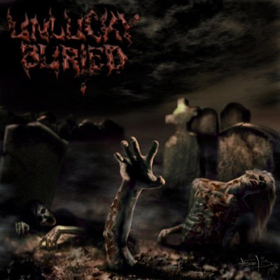 Unlucky Buried - Blast From The Underground (CD)