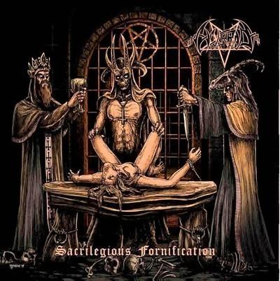 Horrid - Sacrilegious Fornication (CD)