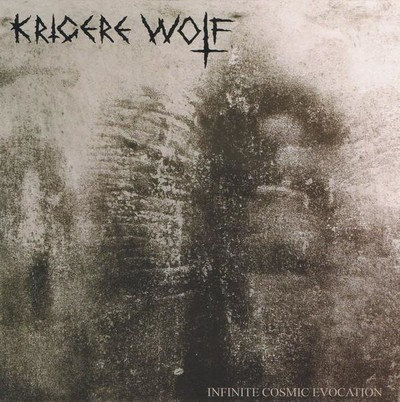 Krigere Wolf - Infinite Cosmic Evocation (CD)