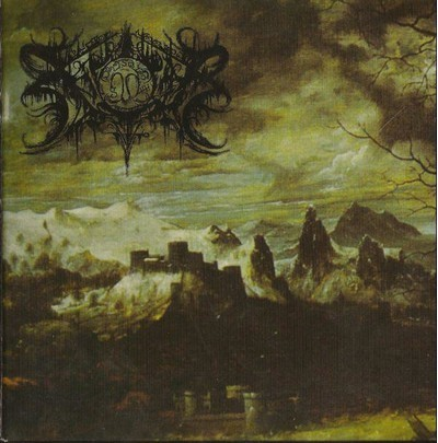 Xasthur - A Gate Through Bloodstained Mirrors (2xCD) Cardboard Sleeve