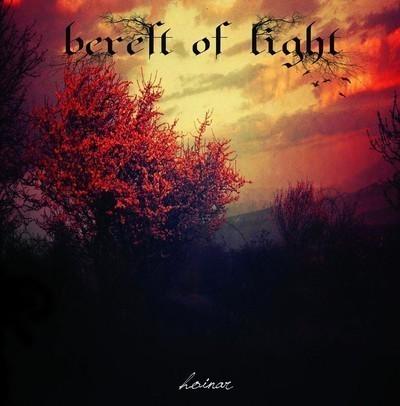 Bereft Of Light - Hoinar (CD)