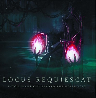 Locus Requiescat - Into Dimensions Beyond the Utter Void (CD)