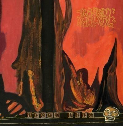 Serpent Warning - Pagan Fire (CD)
