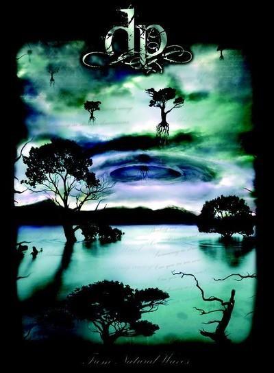 Delirium Projekt - From Natural Waves (CD) A5 Digipak
