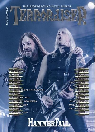 Terroraiser Magazine N 3 (83) (2020)