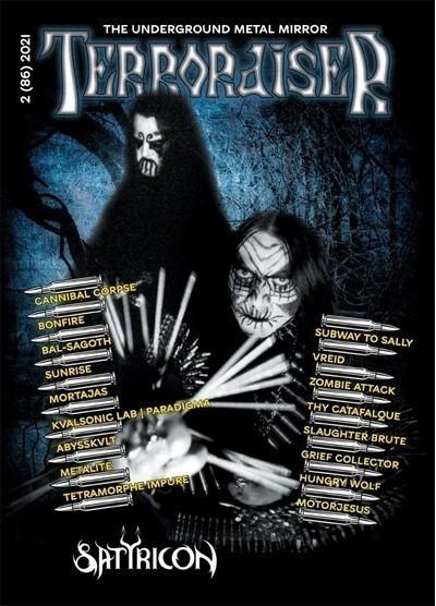 Terroraiser Magazine N 2 (86) (2021)