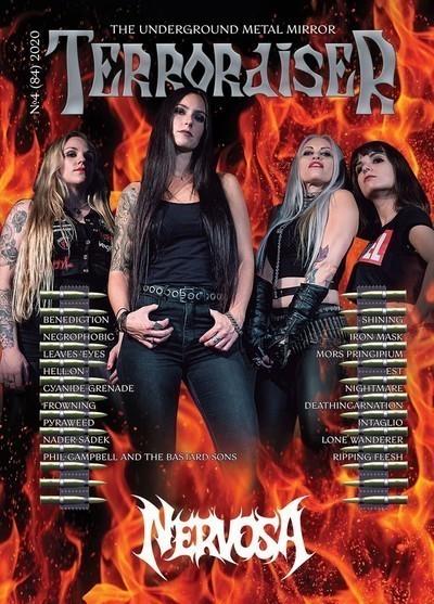 Terroraiser Magazine N 4 (84) (2020)