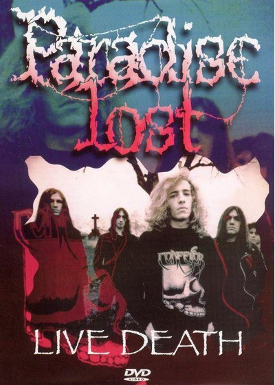 Paradise Lost - Live Death (DVD) DVD Box
