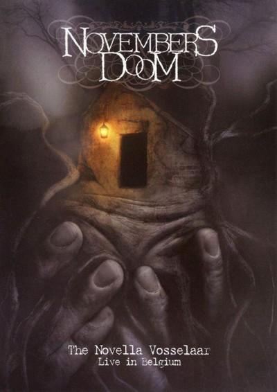 Novembers Doom - The Novella Vosselaar (DVD) DVD Box