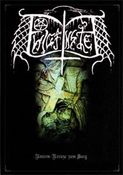 Ewig Finster - Unterm Kreuze Zum Sarg (CD) A5 Digipak