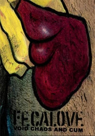 Fecalove - Void Chaos And Cum (CD) DVD Box