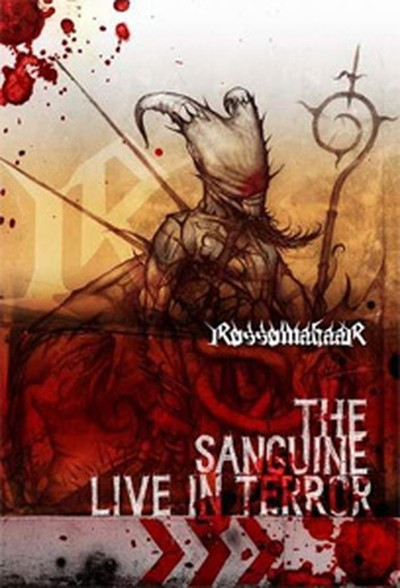 Rossomahaar - The Sanguine Live In Terror (DVD)
