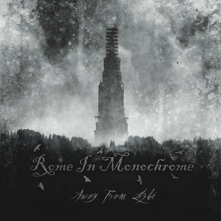"ROME IN MONOCHROME выпустили дебютный альбом ""Away From Light"""