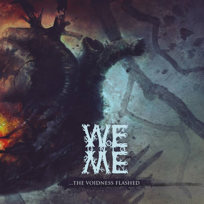 "WOE UNTO ME double album ""Among The Lightened Skies The Voidness Flashed"" is out now"