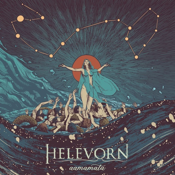 "HELEVORN release new album ""Aamamata"""