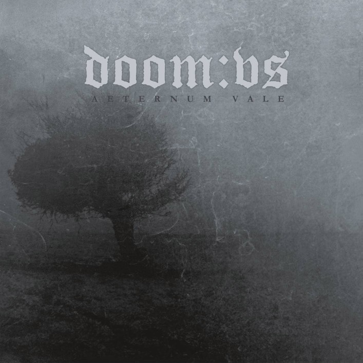 "DOOM:VS re-release debut album ""Aeternum Vale"" on CD"