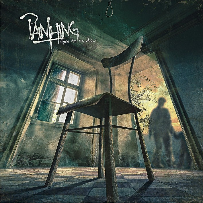 "PAINTHING released debut album ""Where Are You Now...?"""