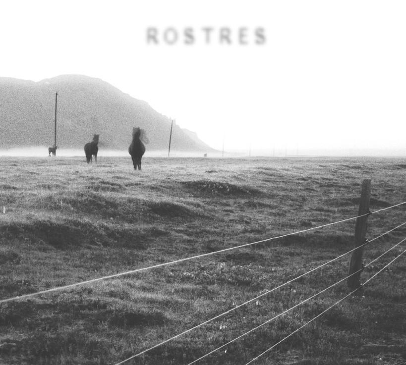 """ROSTRES releases debut album """"Les Corps Flottants"""""""