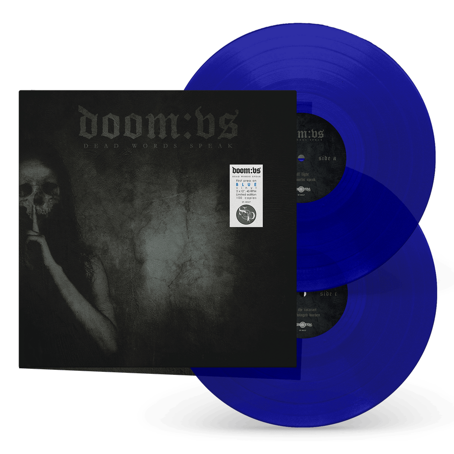 "DOOM:VS re-issue ""Dead Words Speak"" on Vinyl"