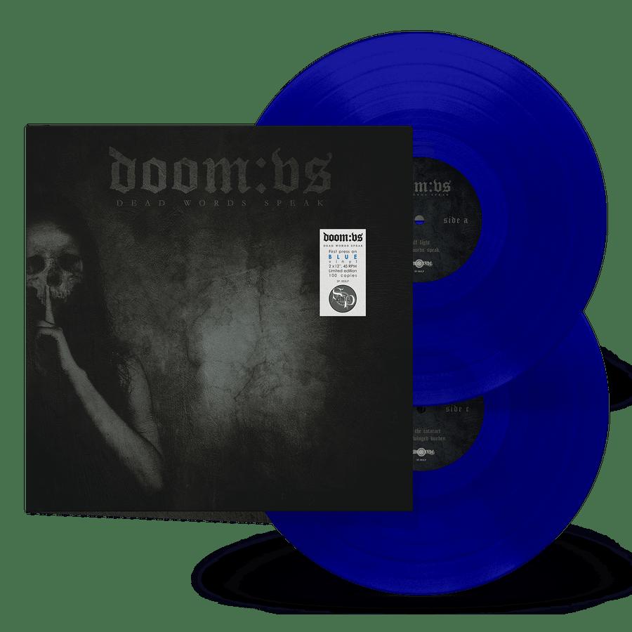 """DOOM:VS переиздание """"Dead Words Speak"""" на виниле"""